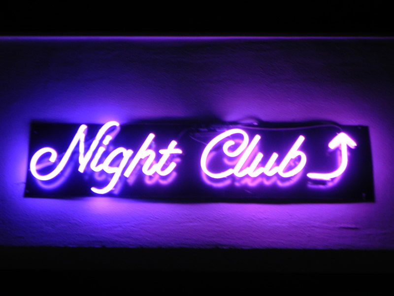 Night Club - new years party