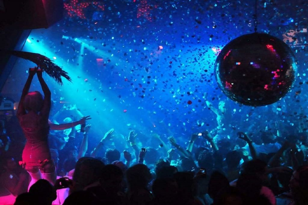 New Year's Party Places in Bangalore - new years party