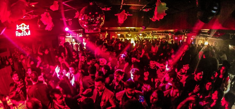Best New year party places in Chandigarh - new years party