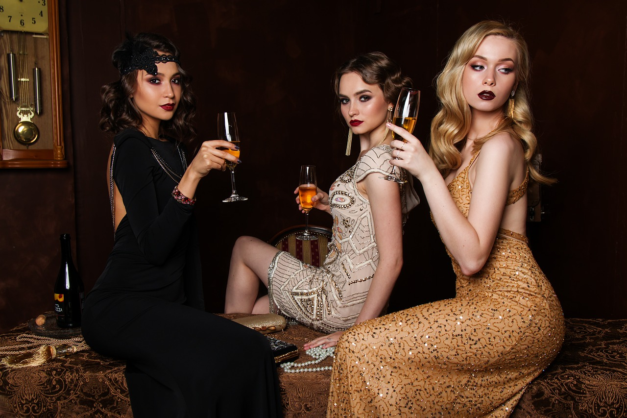 Be ready to look your best on New Year's Eve - new years party