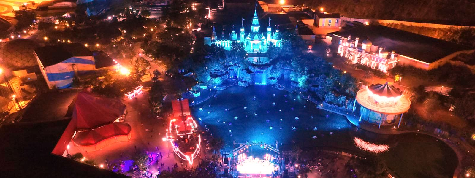 New Year Party At Adlabs Imagica