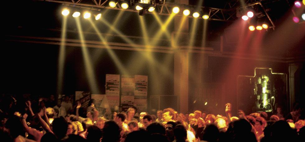 New year party at Novotel Mumbai