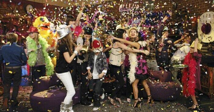 New Year Party Themes